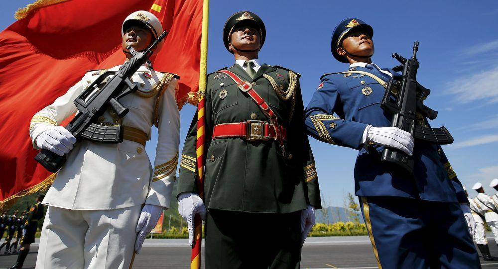 Chińska Armia Ludowo-Wyzwoleńcza
