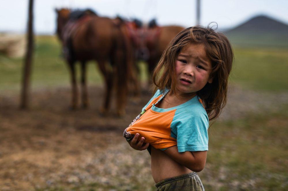 Mieszkanka miasta Ułan Bator, Mongolia