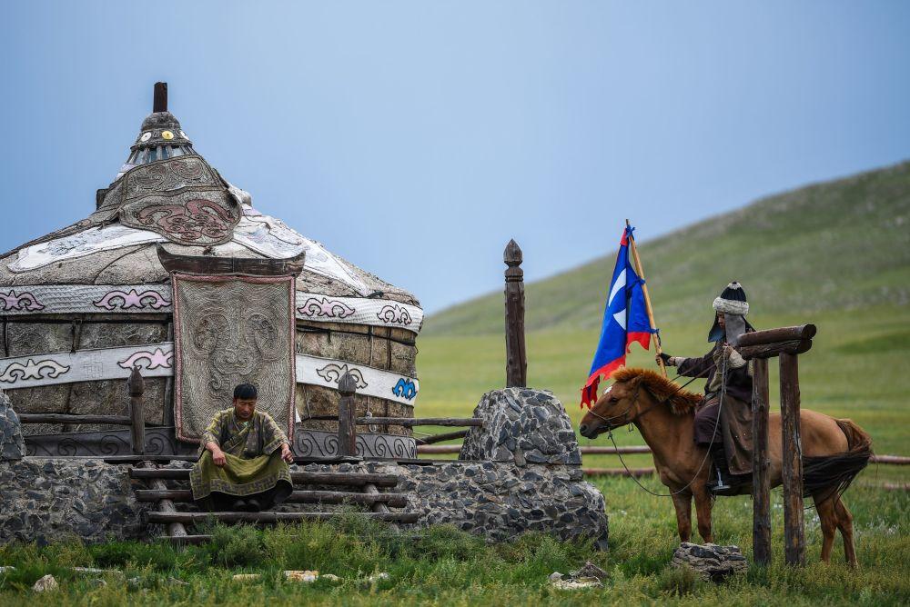 """Park Narodowy """"Mongolia XIII wieku"""""""