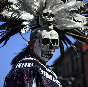 Uroczystości w Meksyku