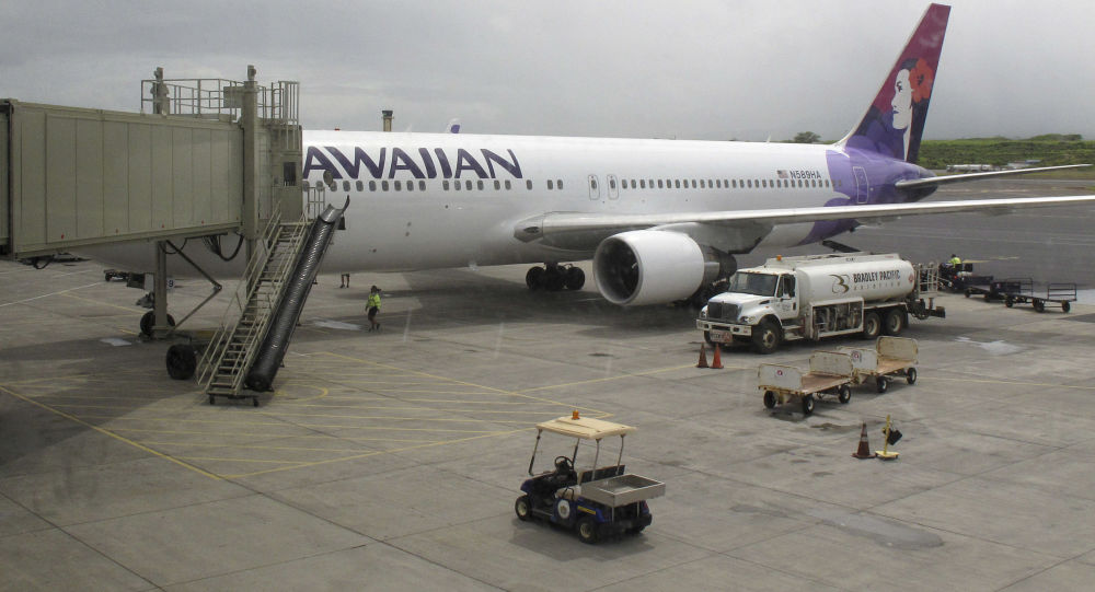 Samolot Hawaiian Airlines