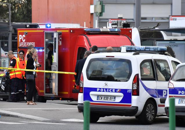 Atak nożownika w Lyonie, 31 sierpnia 2019 rok