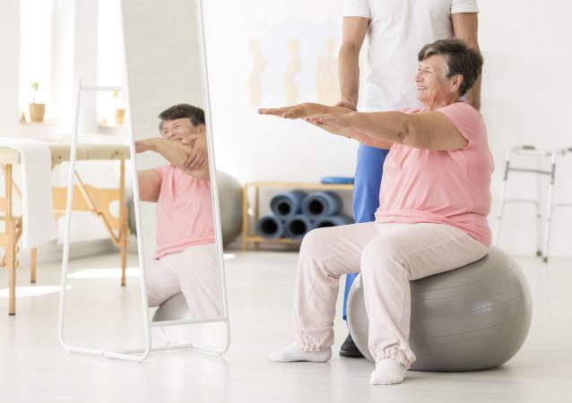 Rehabilitacja przed lustrem