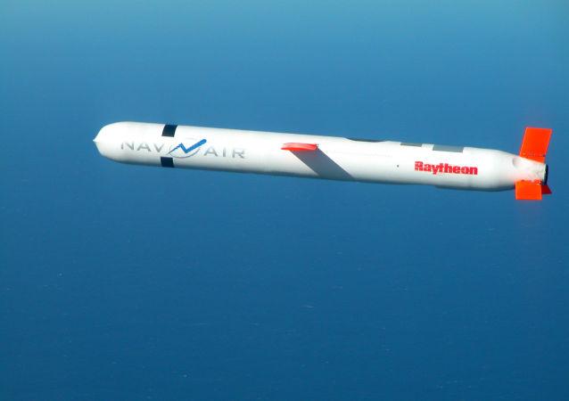 BGM-109 Tomahawk, amerykański taktyczny pocisk manewrujący