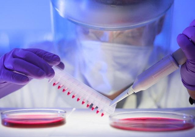 Pracownik laboratorium