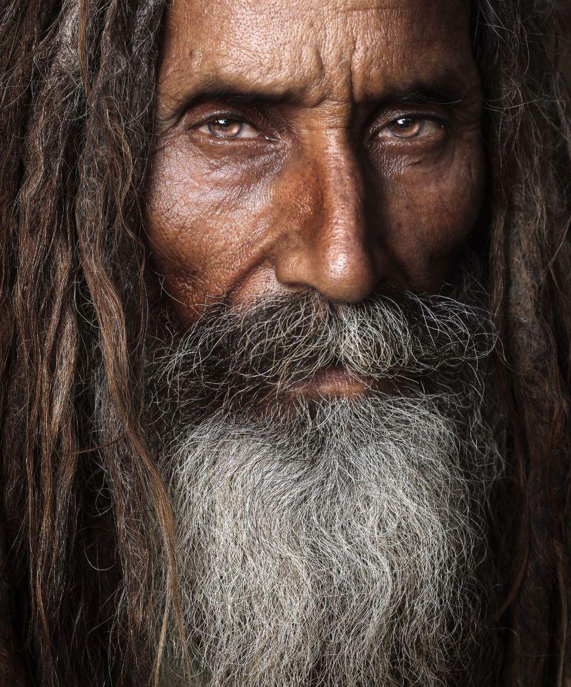 """Zdjęcie """"Expressions"""" pakistańskiego fotografa Asima Ijaza na konkursie fotograficznym AGORA Awards 2019."""
