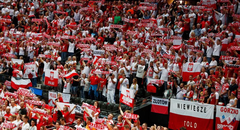 Polscy kibice na Mistrzostwach Europy siatkarzy 2019