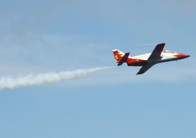 Hiszpański samolot