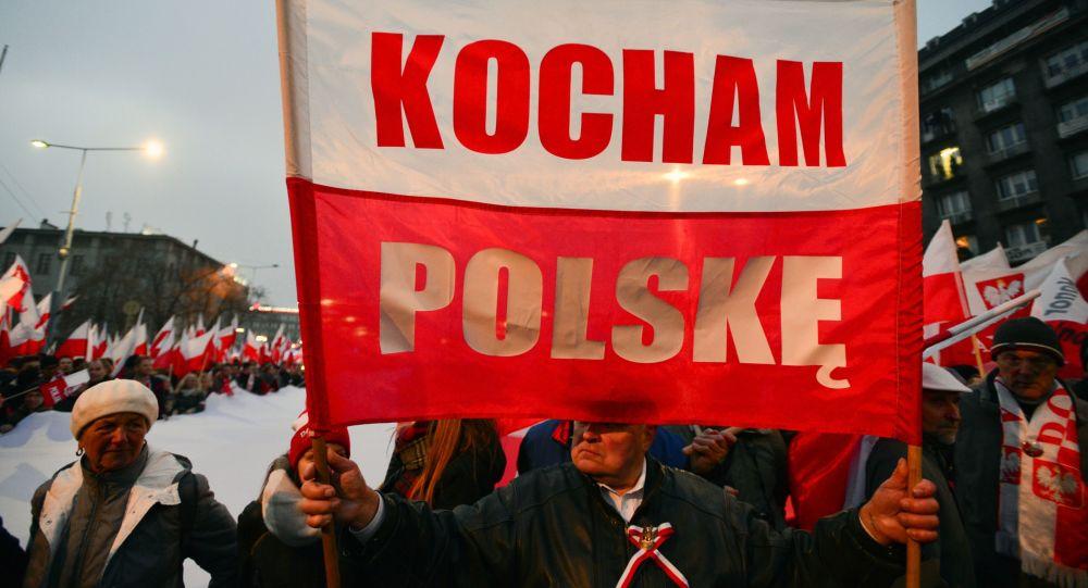 Marsz w Warszawie z okazji 100. rocznicy odzyskania niepodległości