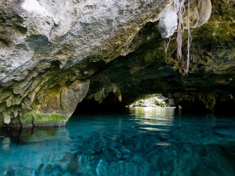 Sac Actun – system jaskiń na półwyspie Jukatan w Meksyku