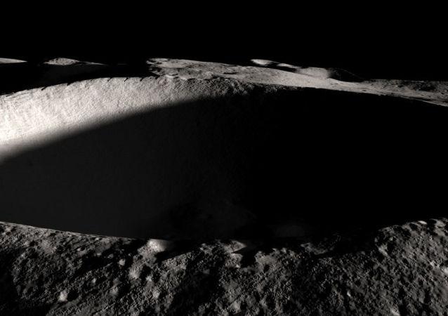 Południowy biegun Księżyca