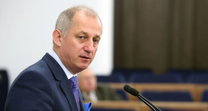 Polski polityk Sławomir Slawomir Neumann