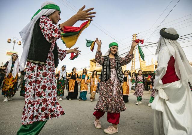 Syryjscy Kurdowie