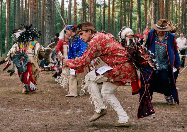 Festiwal indiańskiej kultury