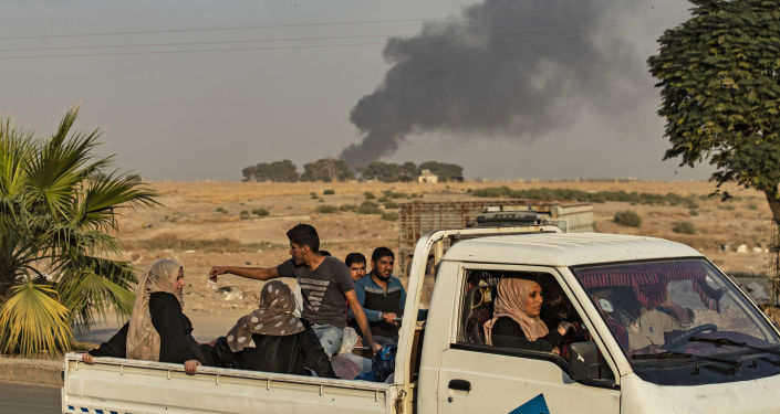 Turecka operacja wojskowa w Syrii