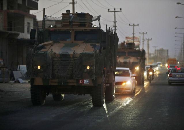 Turecki konwój