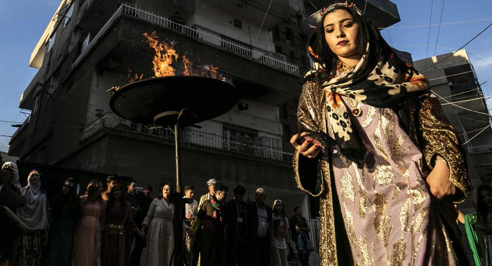 Kurdowie w Syrii