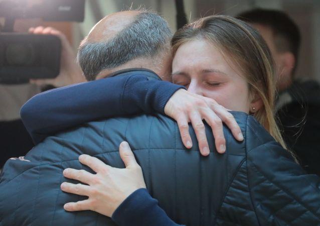 Maria Butina wróciła do Rosji