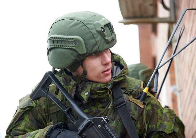 Litewski wojskowy