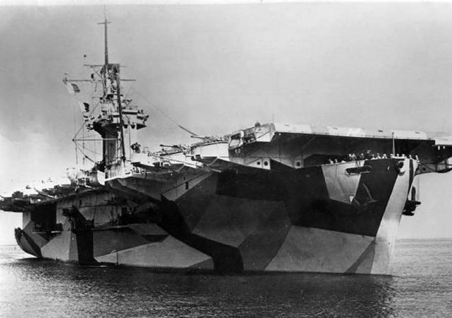 Amerykański lotniskowiec USS St. Lo