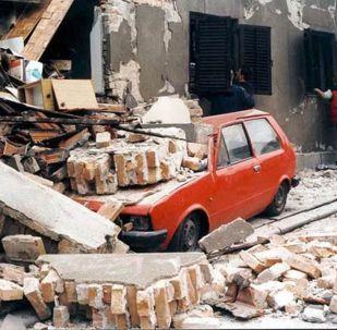 Bombardowanie Jugosławii przez NATO