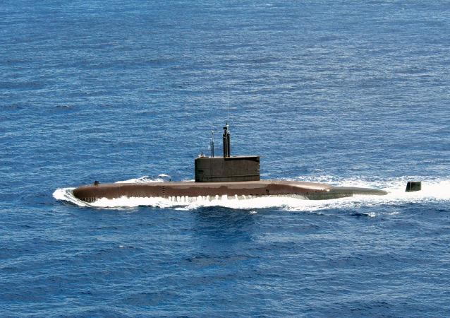 Okręt podwodny typu 209