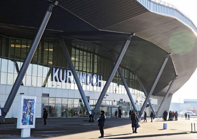 Nowy terminal pasażerski na lotnisku w Samarze