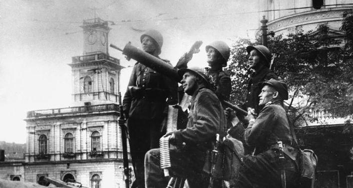 Polscy żołnierze, 1939 rok