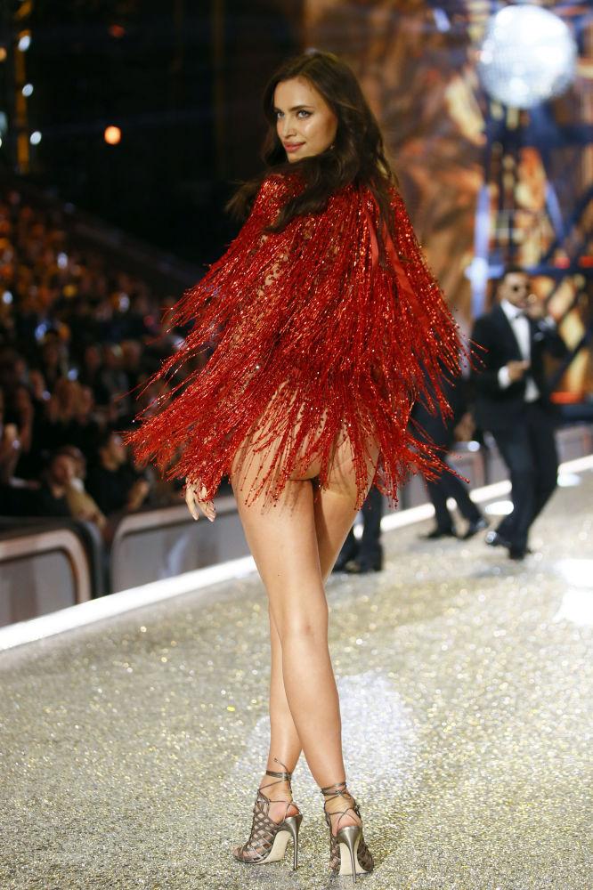 Rosyjska modelka Irina Shayk