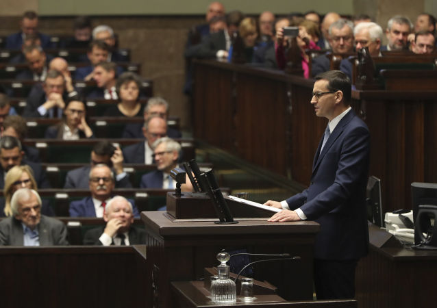 Expose premiera Mateusza Morawieckiego