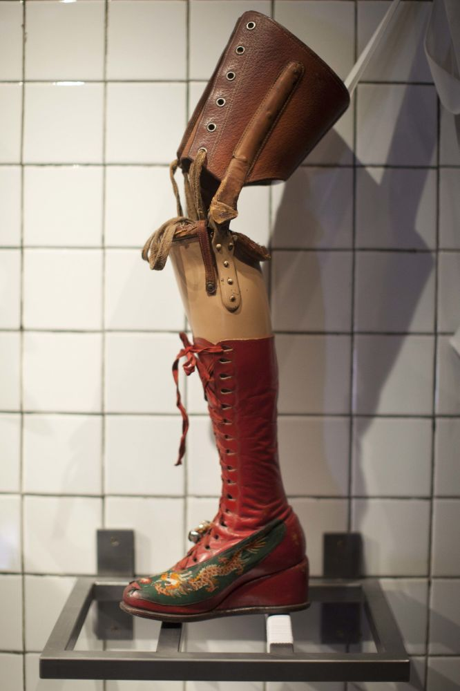 Proteza Fridy Kahlo