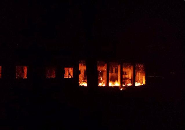 Lekarze bez Granic zawiesili działalność w Kunduzie