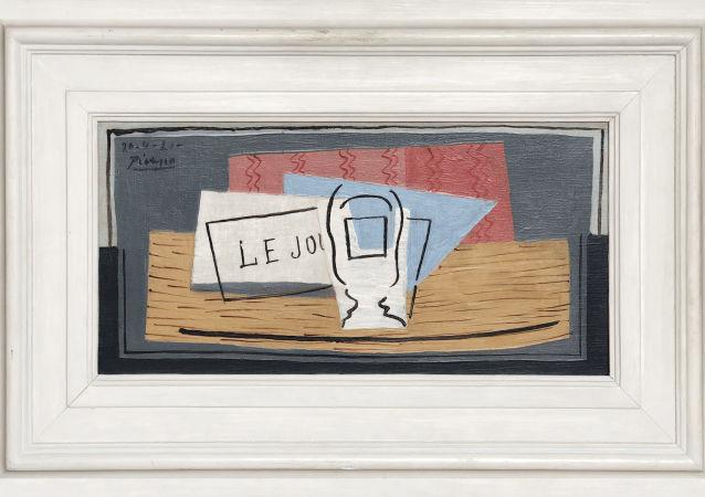 """""""Picasso za 100 euro"""": Każdy może poczuć się kolekcjonerem."""