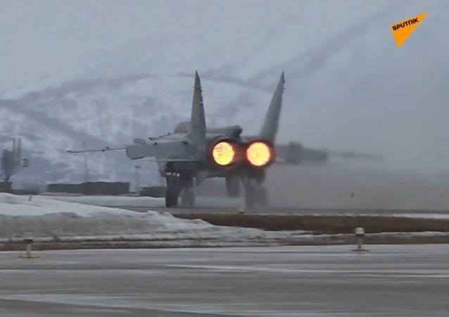 Myśliwce MiG-31