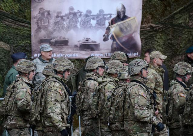 Batalion NATO w Polsce