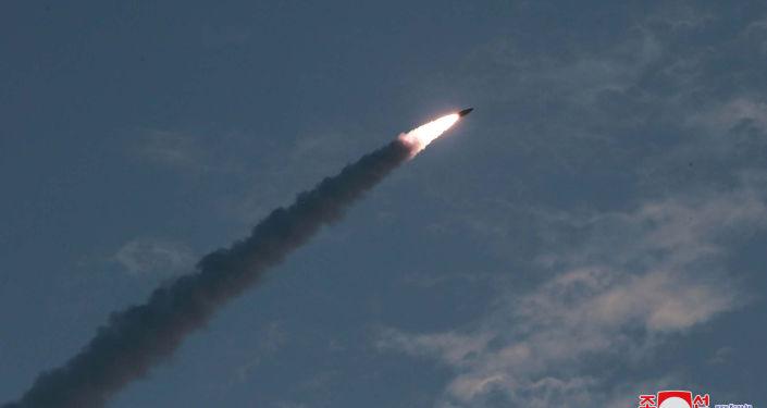 Testy rakietowe w Korei Północnej