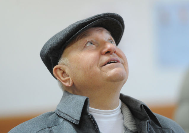 Jurij Łużkow