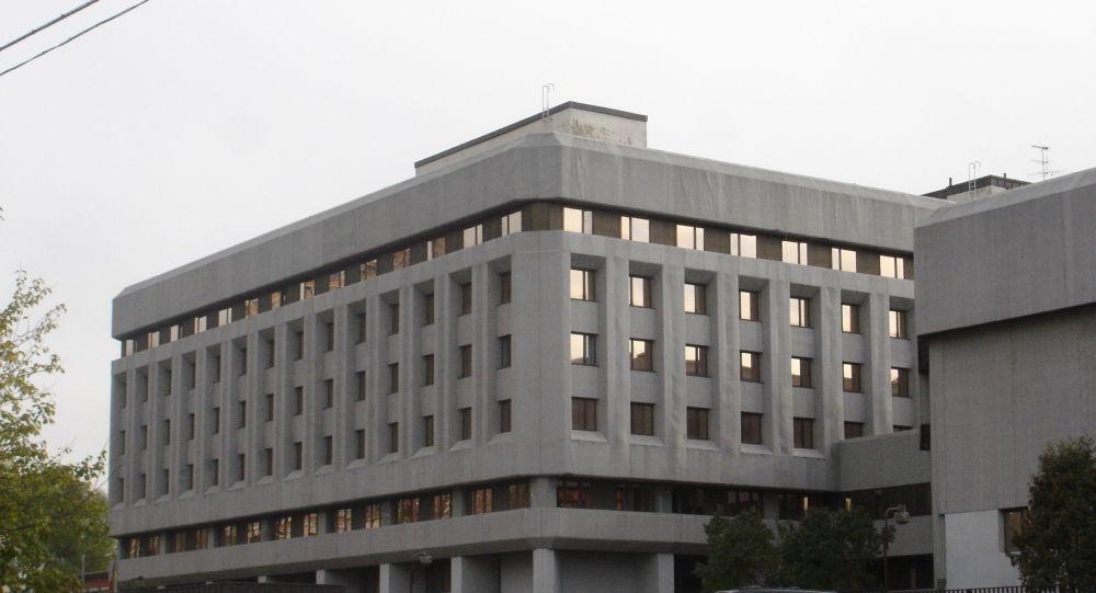 Ambasada RFN w Moskwie