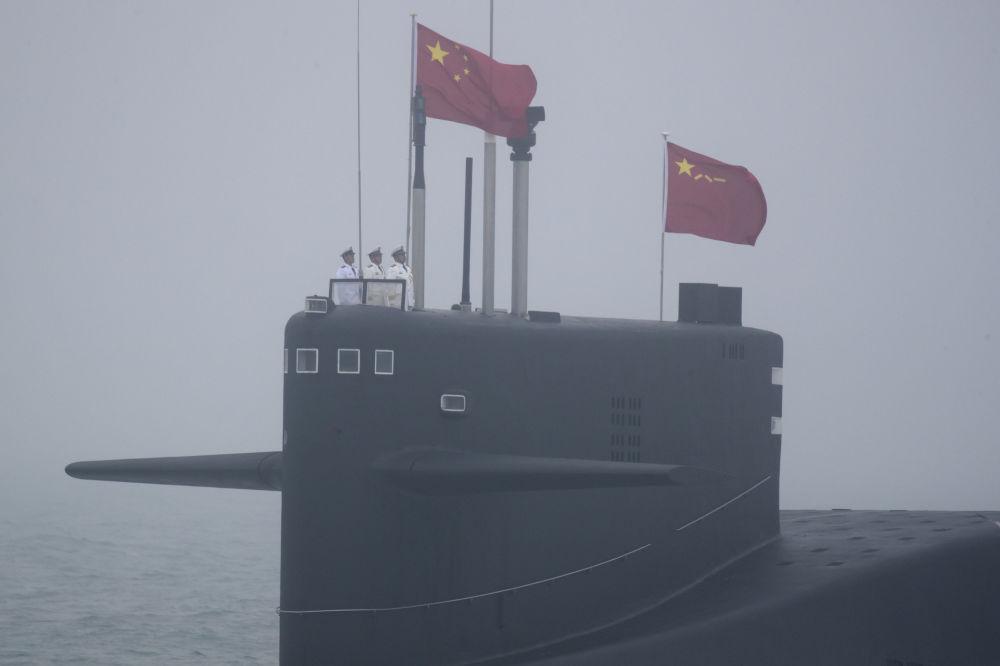 Chiński okręt podwodny 094 Long March 15