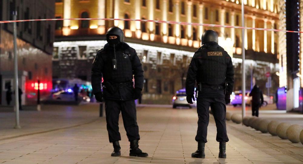 Strzelanina w Moskwie