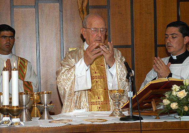 Założyciel katolickiej organizacji religijnej Legioniści Chrystusa Marcial Maciel