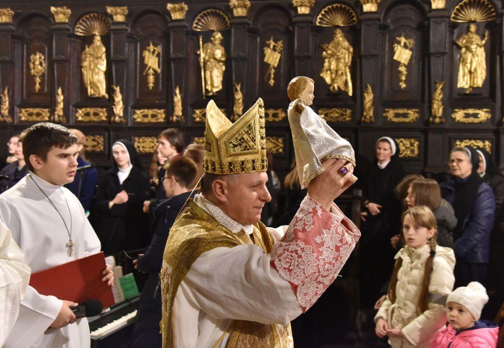 Msza święta we Lwowie