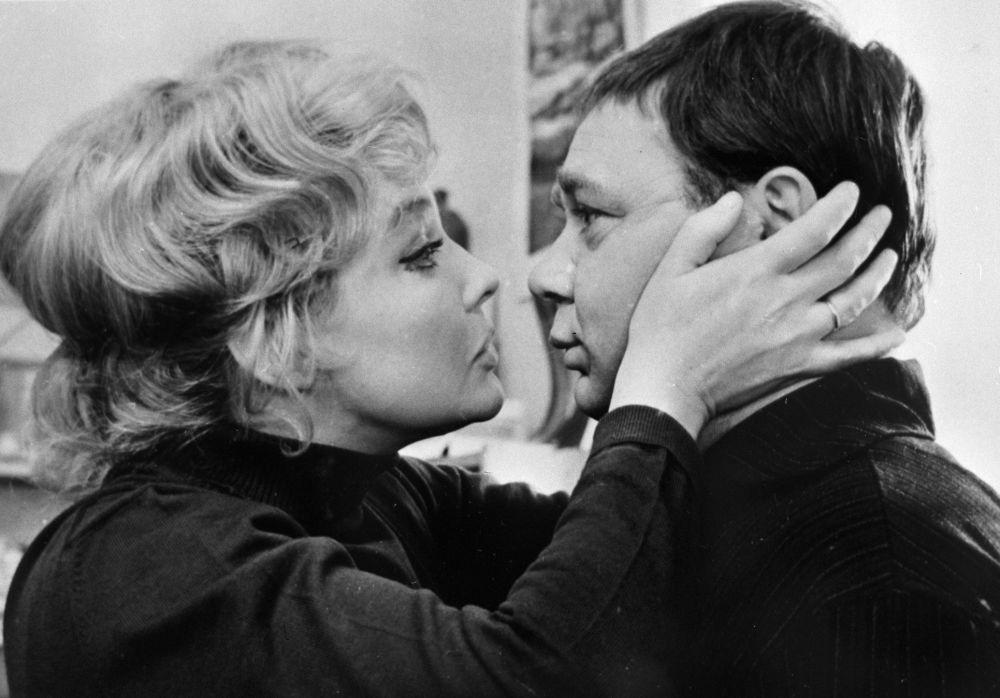 """Radziecki film fabularny """"Zakręt szczęścia"""" , 1968 rok"""