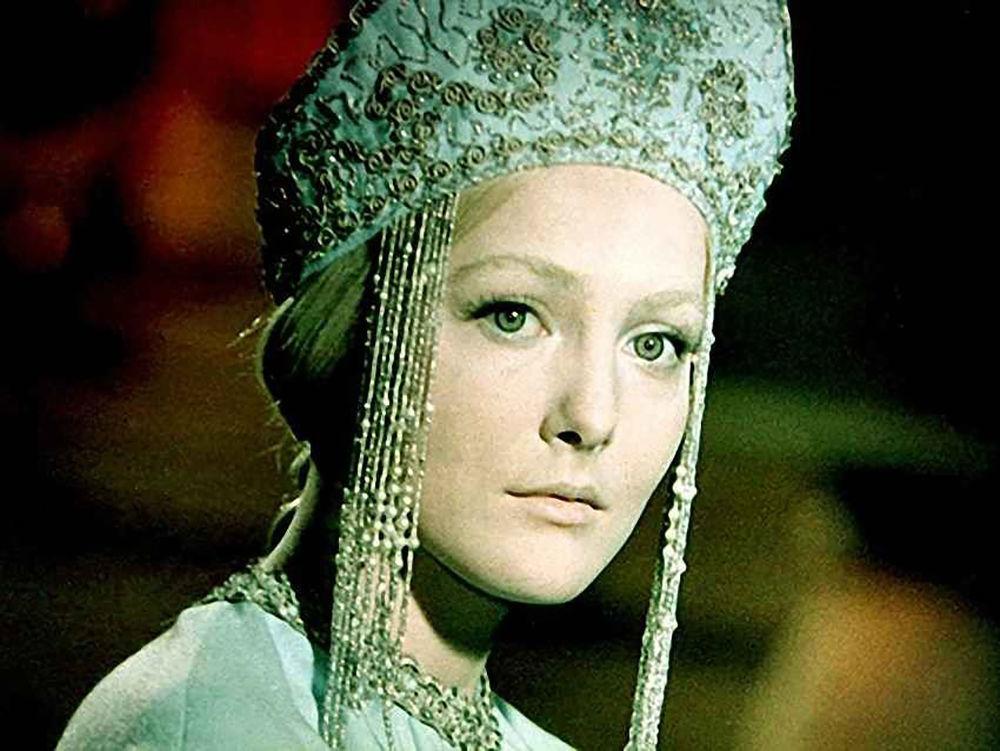 """Radziecki film """"Śnieżynka"""", 1968 rok"""