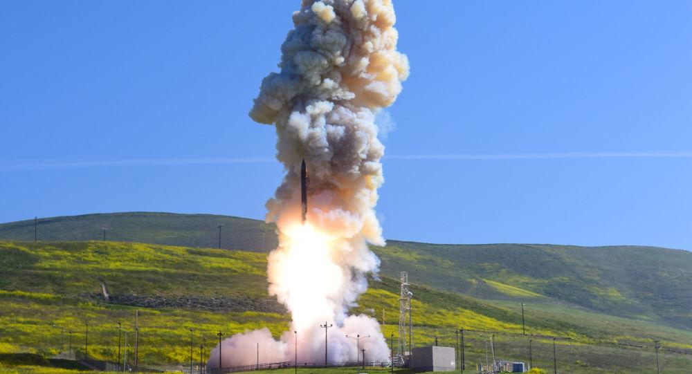 Start rakiety, Vandenberg Air Force Base