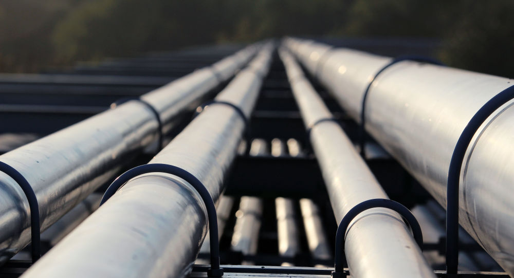 Rury gazociągowe