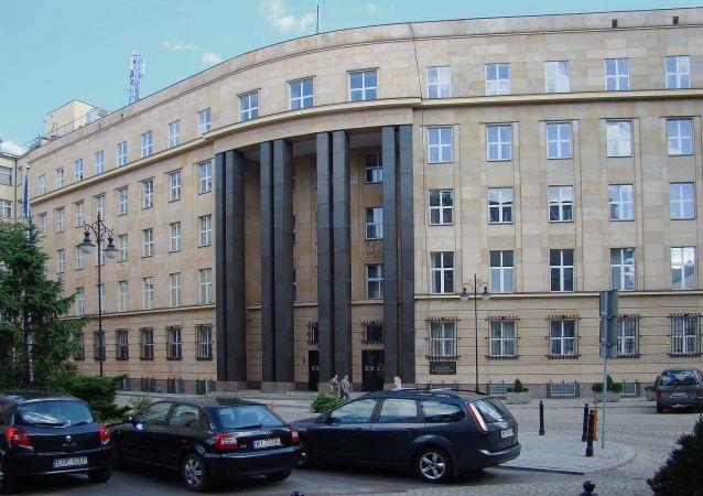 Budynek Kancelarii Prezydenta RP