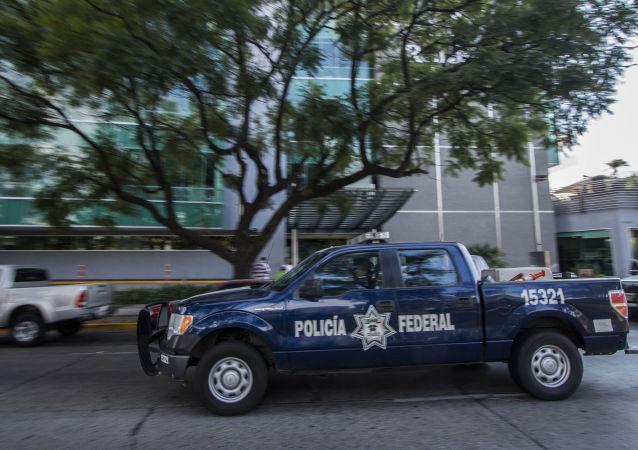 Meksykańska policja