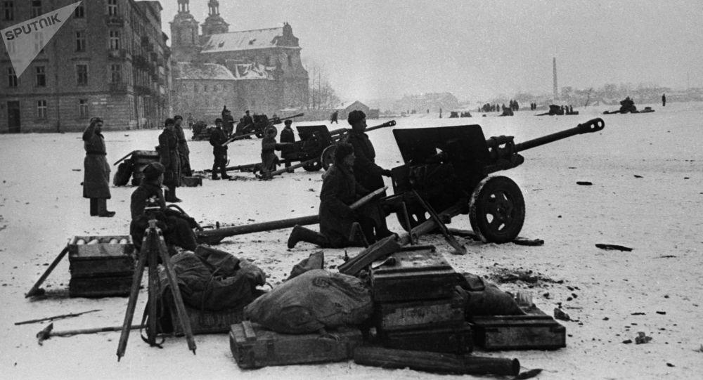Operacja wyzwalania Krakowa przez Armię Czerwoną