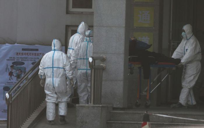 Chiny załamują ręce. Koronawirus rozsprzestrzenia się w szpitalach - Sputnik Polska